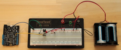 how to make a or gate on a breadboard