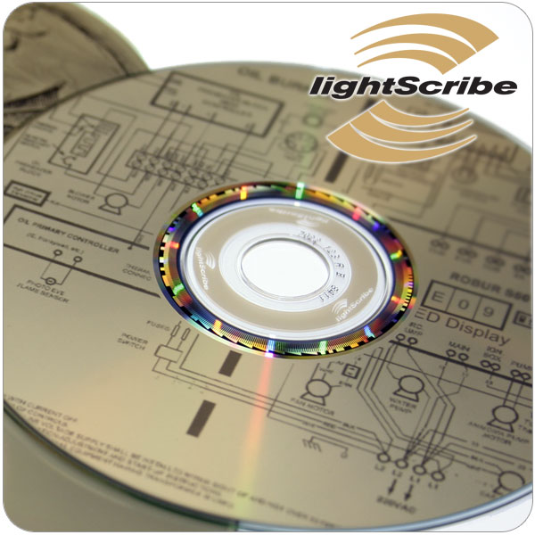 dvd cd labeling