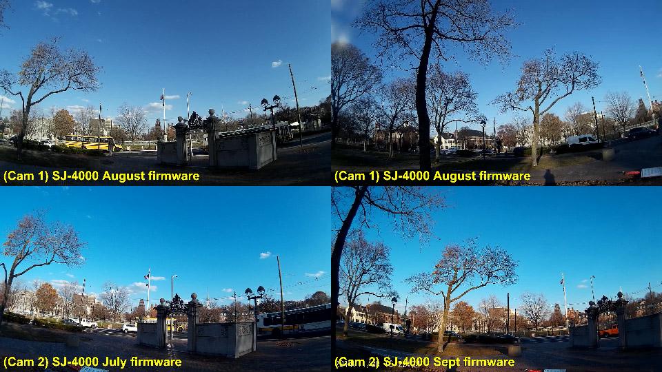 Sj4000 Firmware Vs Camera