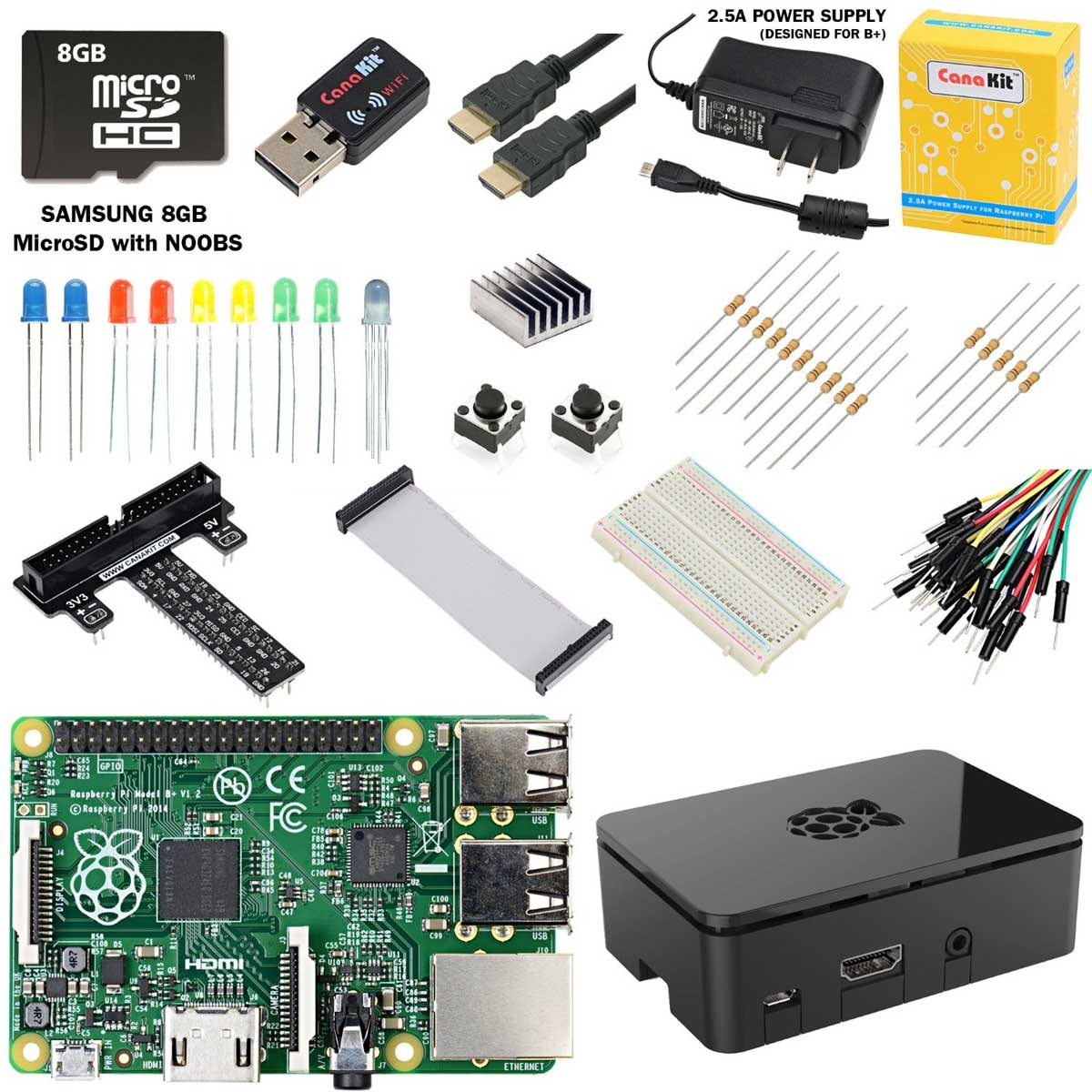 the best raspberry pi 3 starter kits compared and reviewed pretzelCatalogue Educational Kits Cana Kit Kits Timers #5