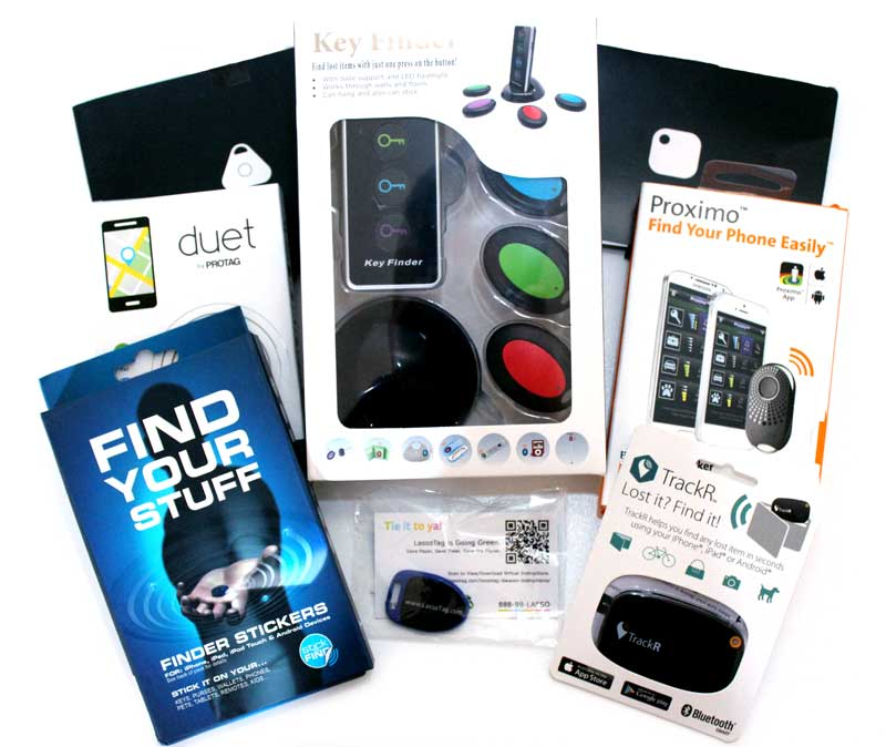 Bluetooth RFID Finders for your iPhone or Android smartphone