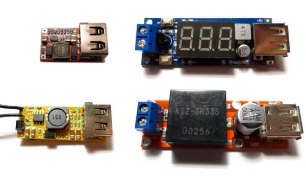 4-step-down-buck-usb-converters